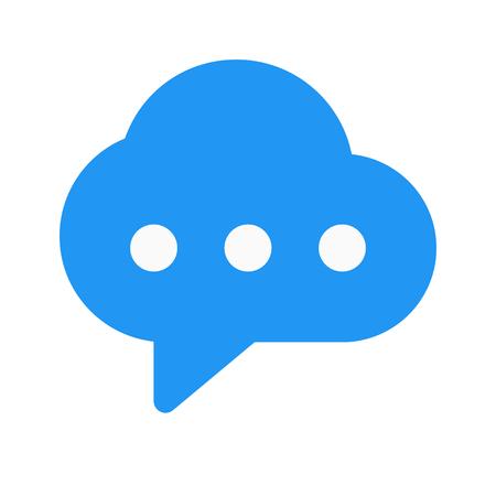 cloud chatbericht