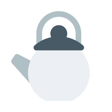 Tea kettle.