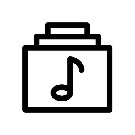 music album Illustration