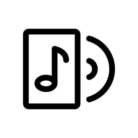 music cd Иллюстрация