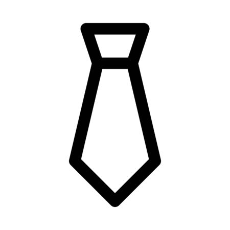Bow tie icon. Illustration