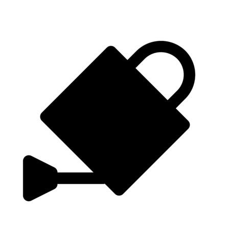 Watering can icon Ilustrace