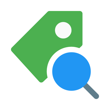 Search tag icon