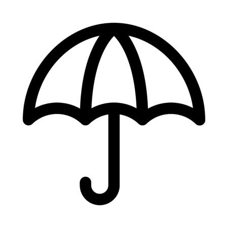 Parasol icon Illustration
