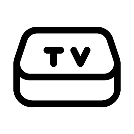 Digital media player icon