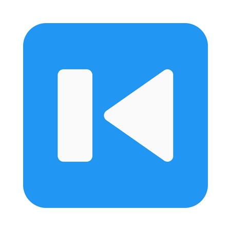 Icono de botón anterior