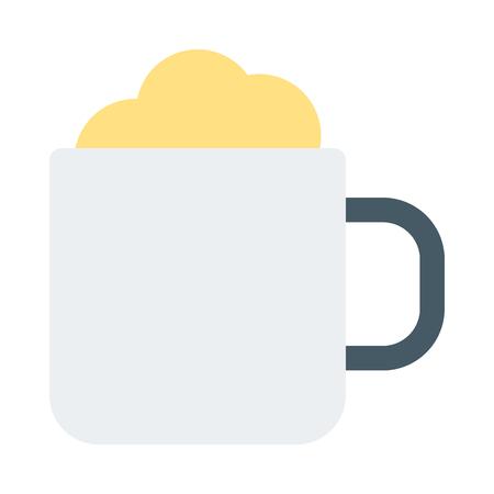 Caffe mocha - hot chocolate