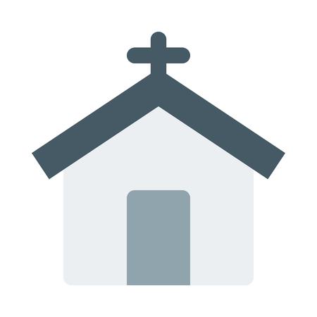 Church - Christian religious place Çizim