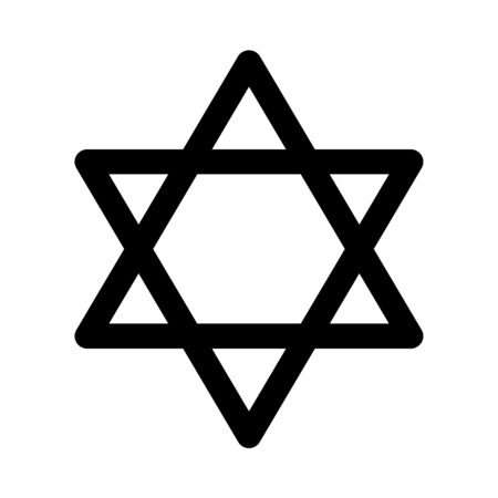 star of david Illustration