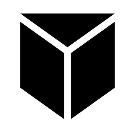 three-sided trinagular prism