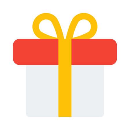 Present box, holiday season Ilustração