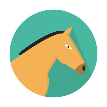 馬、奇妙なつなき動物