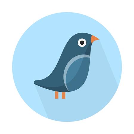Bird, flying animal 向量圖像