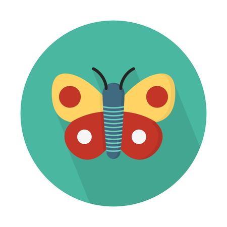 蝶、飛ぶ昆虫