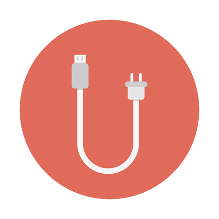 Wired charging cable