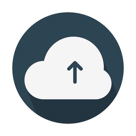 Upload on cloud network
