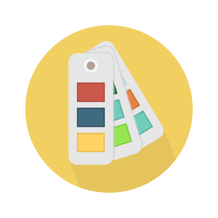 pantone palette Illustration