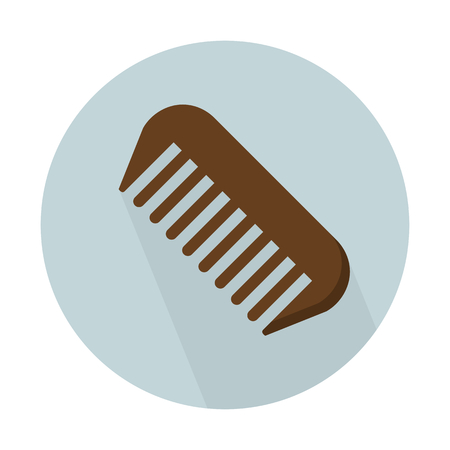 Comb, toothed device. Illustration