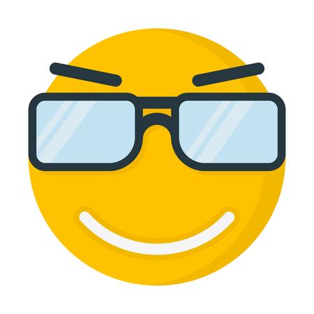 cool emoji Illustration