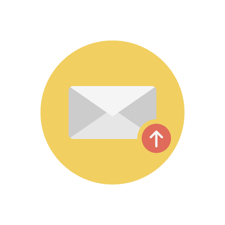 mail outbox Illustration