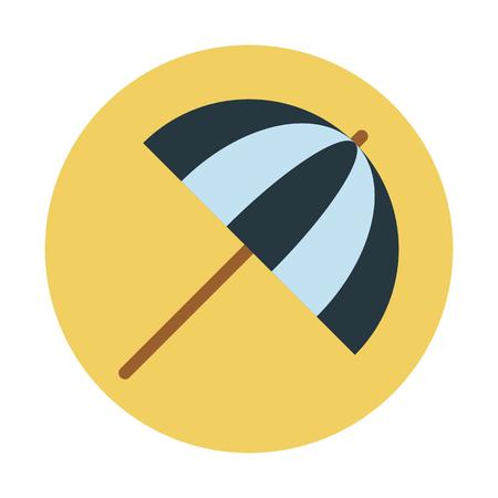 Umbrella, foldable canopy