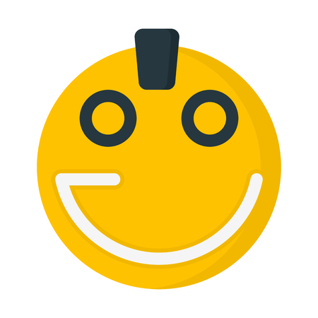 punk emoji Illustration