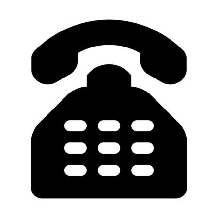 Conventional design phone