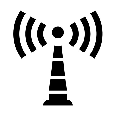 Signal broadcast tower
