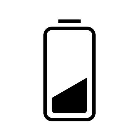 Low battery indication Çizim