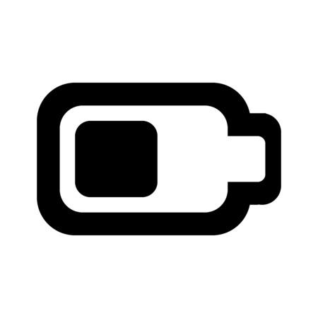 Half battery indicator
