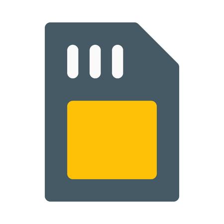 memory card - microchip