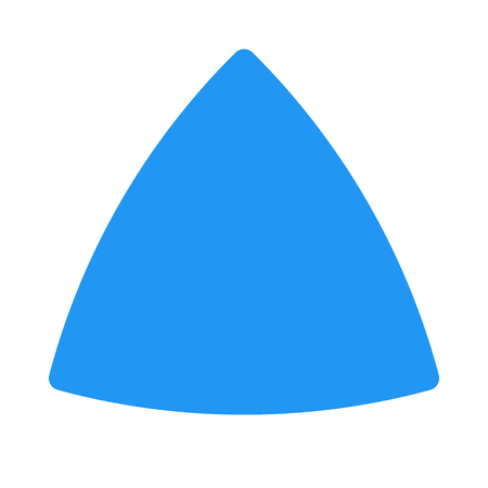 reuleaux triangle shape