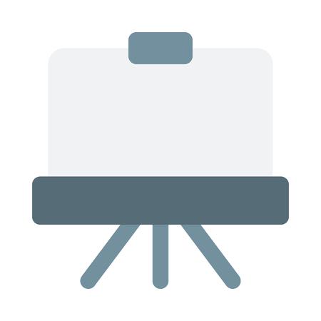 Presentation board frame