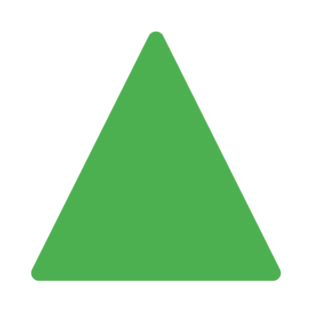 triangle - polygon shape