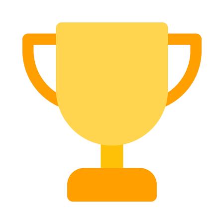Trophy for the winner