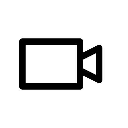 video camera Vetores