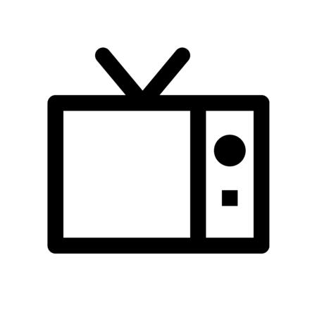 tv illustration Çizim