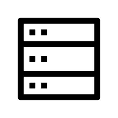 server alt Ilustração