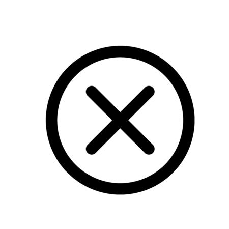 remove circle