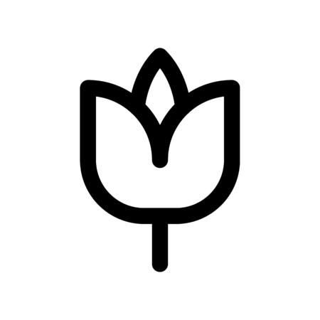 tulip flower Imagens - 126905338