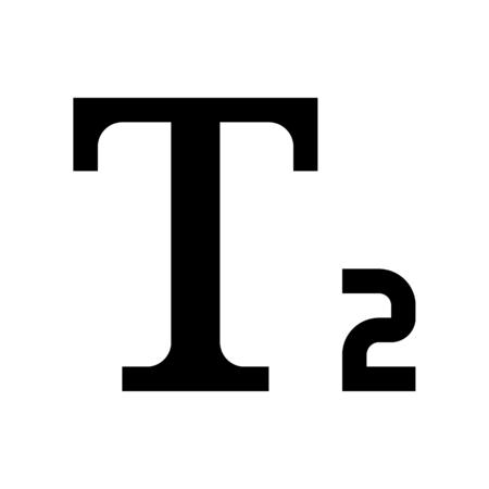 subscript font