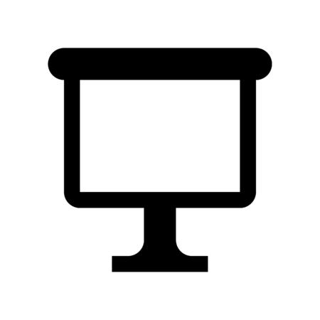 projector screen Çizim