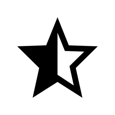 half star Çizim