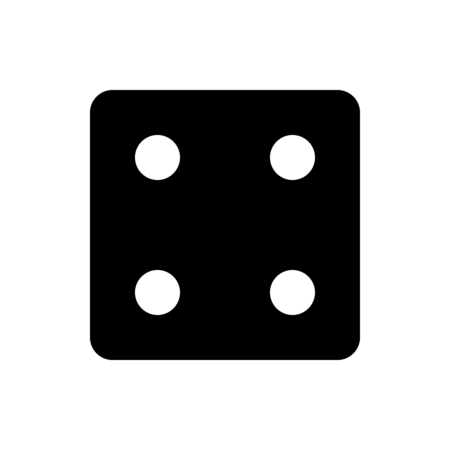dice count four
