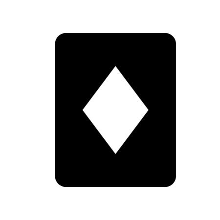 card diamond 向量圖像
