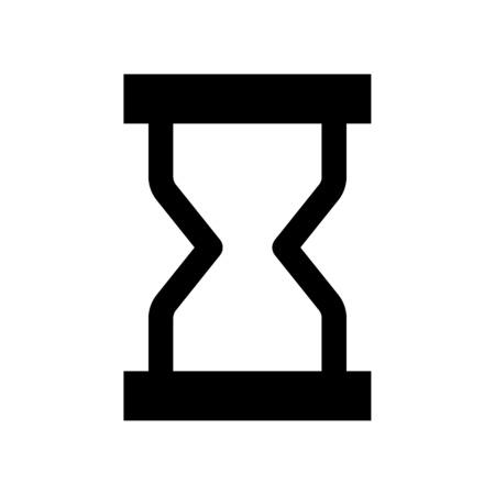 hourglass empty