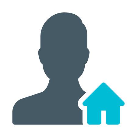User House Illustration