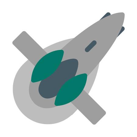 Boba Fet Starship Stock Illustratie