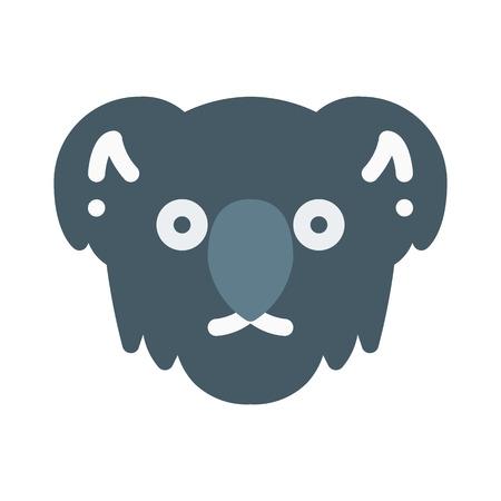 Herbivorous Koala Bear