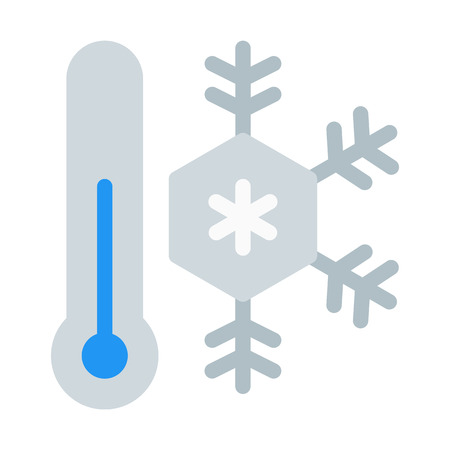 Freezing cold temprature